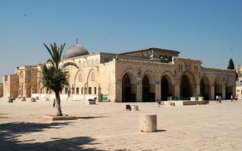 alaqsa mosque in jerusalem