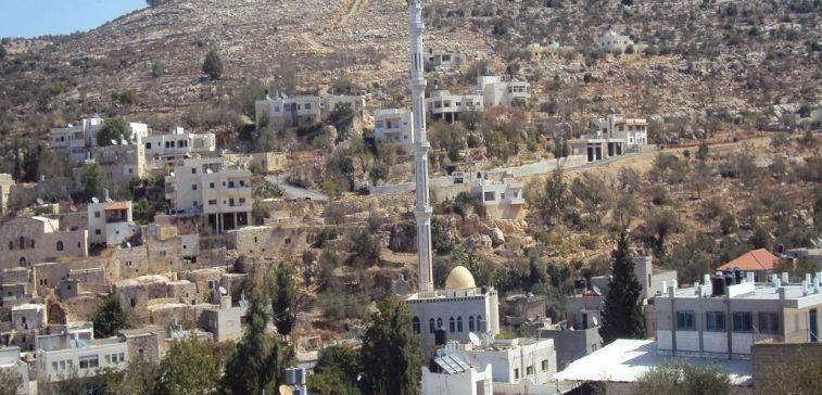 Ayn Arik Village Masjid