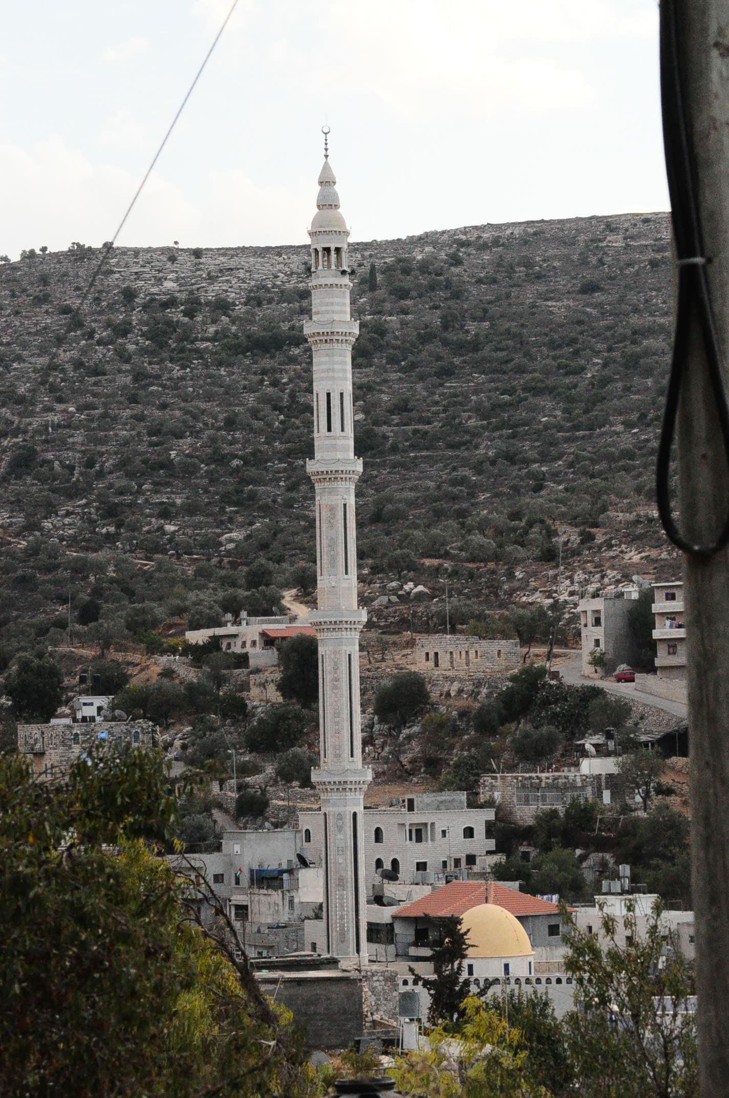 Ayn Arik Masjid