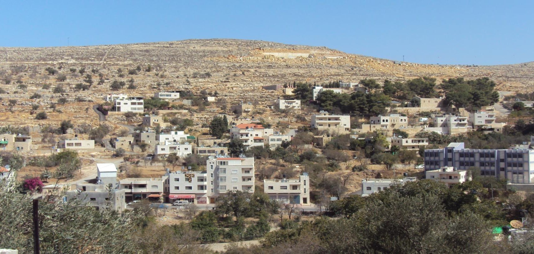 Ayn Arik - قرية عين عريك - Ramallah - Palestine